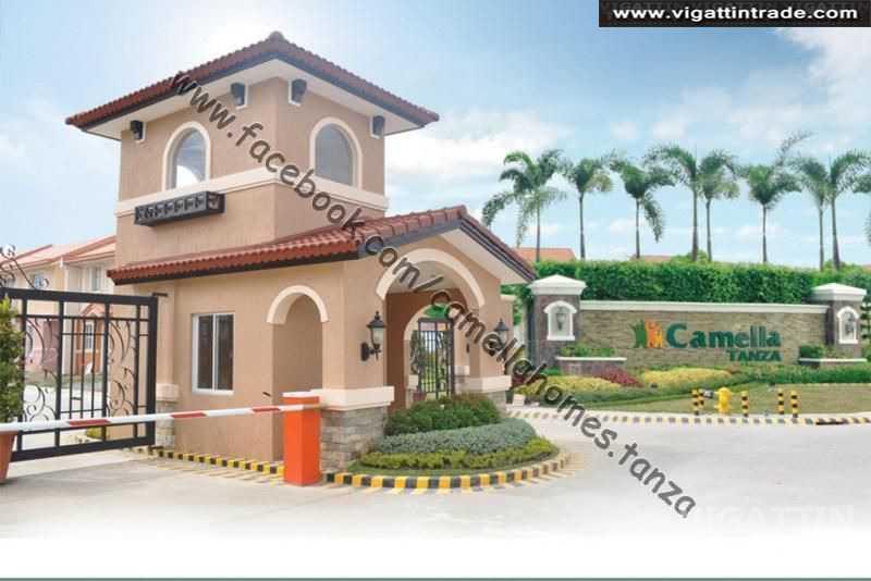 f6df31e1954a03 Camella Tanza CARMELA Model with 3 Bedrooms 2 Toilet and Bath - Vigattin  Trade