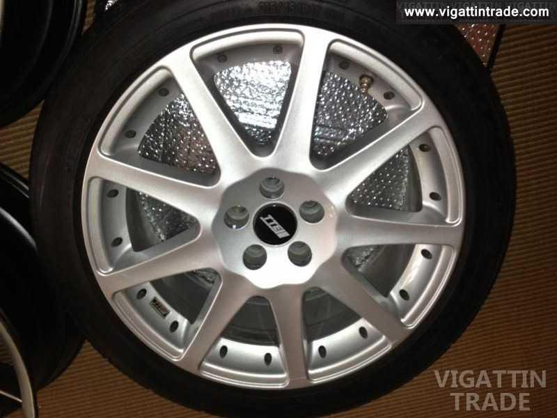 Toyota Corolla Tires >> TTE Toyota Team Europe Mags 17s 5x100 for NEW ALTIS & 86 ...