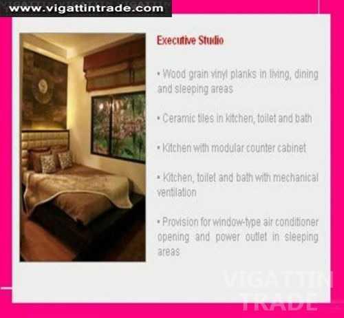 For Rent Studio Room Cubao Quezon City Listings And Prices: Studio W/ Balcony+manhattan Heights Tower D+araneta Center