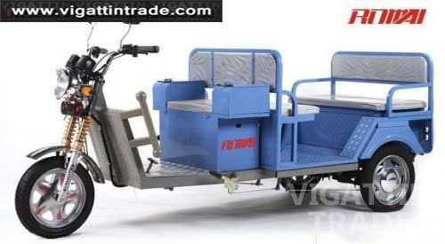 Romai Rambler Electric Tricycle - Vigattin Trade