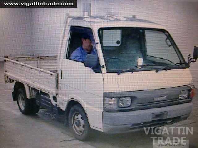 Mazda Bongo Truck Diesel 0 85ton - Vigattin Trade