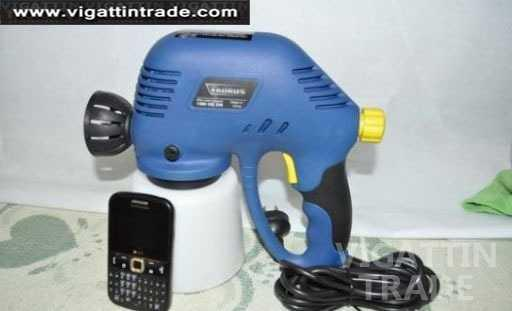Taurus Electric Spray Paint Gun No Compressor Needed