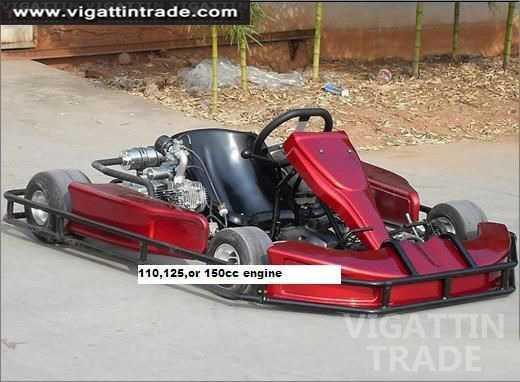 Honda Go Cart 160cc 6 5hp - Vigattin Trade