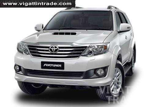 Toyota Fortuner 4x2 G 2 5 Dsl A T Vigattin Trade