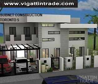 Modern House Construction 100k Dp - Vigattin Trade