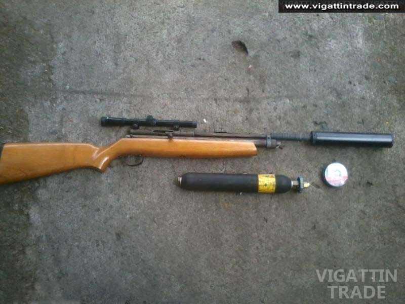 Armscor Co2 Air Rifle 0 22 Vigattin Trade