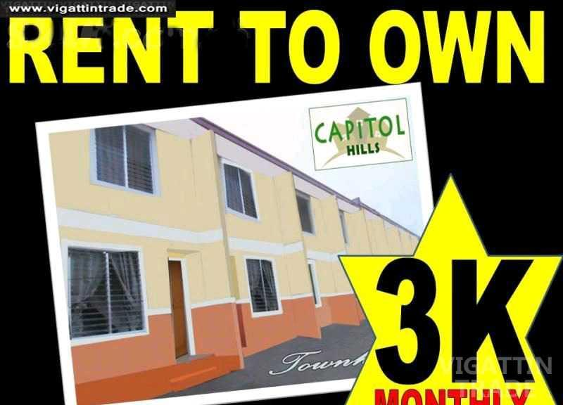Rent To Own House In Cebu City