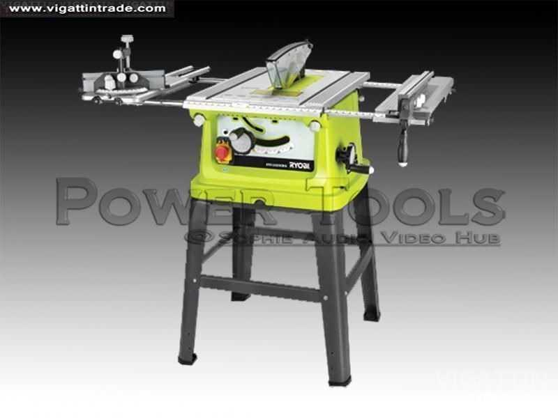 Saw Powertool Ryobi 1500w Table Saw W Extension
