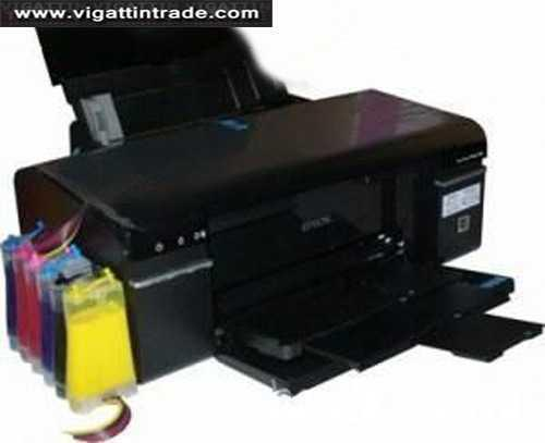 Colored Ink For Printers Printer Epson T60 6 Colors