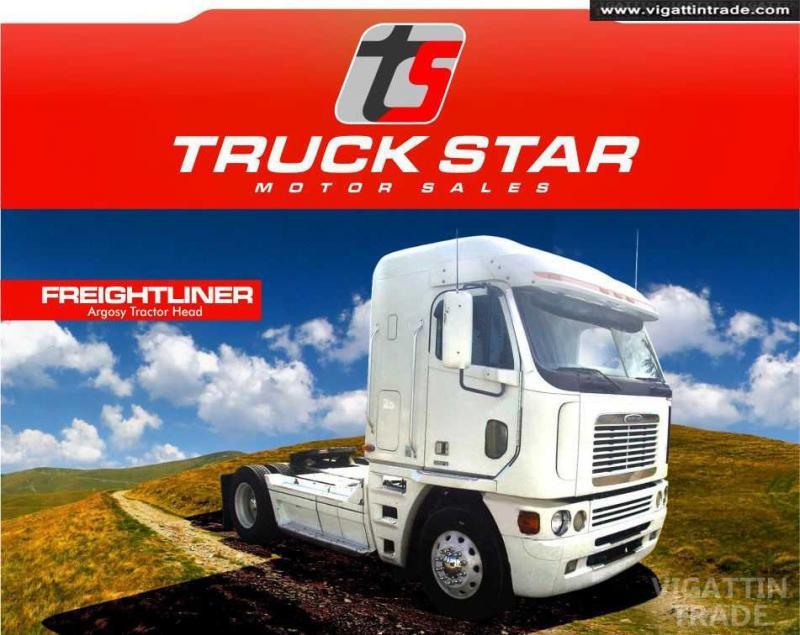Freightliner Argosy Tractor Head Truck For Sale Vigattin