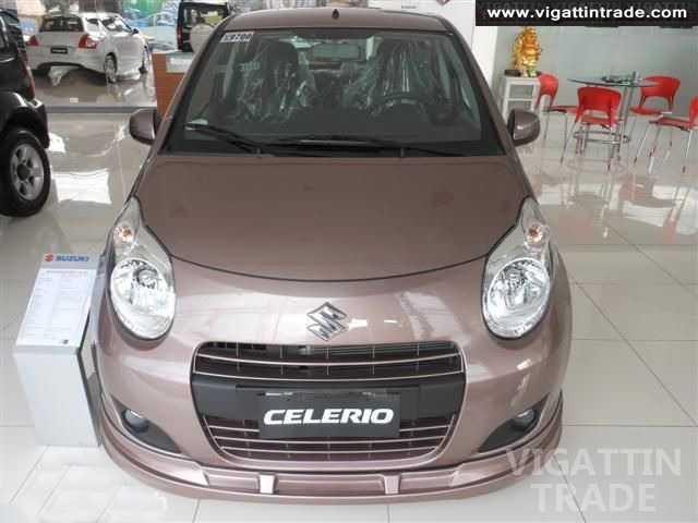 celerio 1.0l gl at 67k dp - vigattin trade
