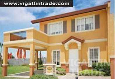 House Design Of Camella Homes House And Lot In Alabang Daang Hari    Vigattin Trade