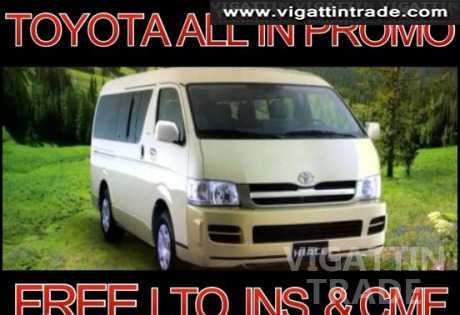2016 Toyota Hiace to Undergo Major Changes, Gets New Engine, Price ...