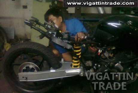 rouser convert to monoshock - Vigattin Trade