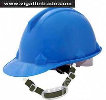 Blue Eagle Hard Hat With Chinstrap Different Colors