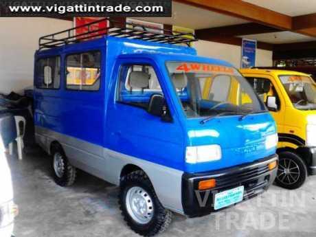 bcf57252774 Suzuki Multicab (4 Wheels Motors) FB Type Scrum, Kargador Tires ...