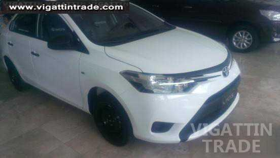 2014 Toyota Vios 1.3 J Base Taxi Model Low DP - Vigattin Trade