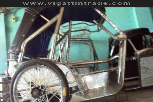 Sidecar tricycle - Vigattin Trade