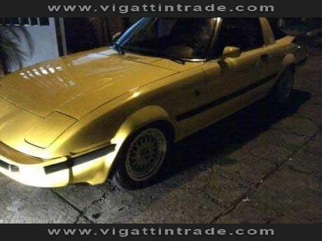 Mazda Rx7 sports classic sports car - Vigattin Trade