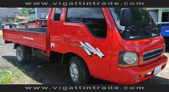 kia bongo Silent (Big Eye) single cab for sale (Surplus ...