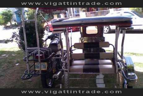 Tricycle Kawasaki Barako Vigattin Trade
