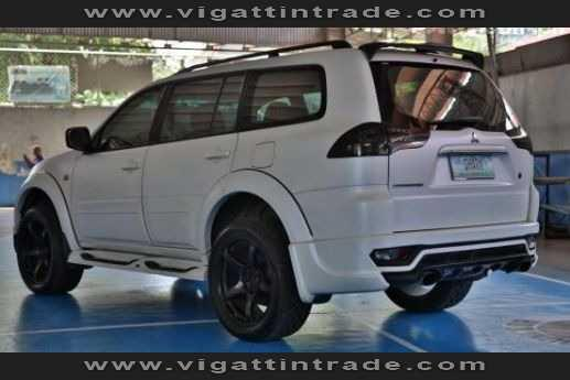Montero Sport Limited Edition Kit - Vigattin Trade
