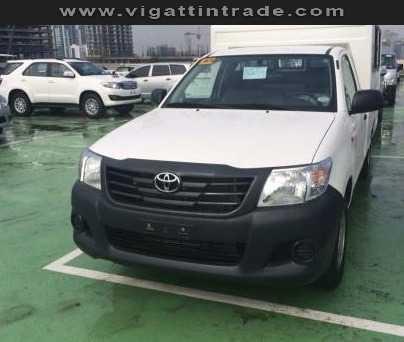 Toyota Hilux Fx Mt 2014 Vigattin Trade