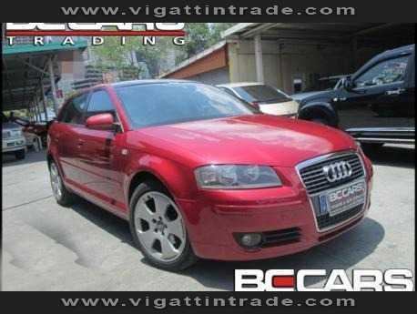 2006 Audi A3 Hatchback 2.0TDI diesel - Vigattin Trade