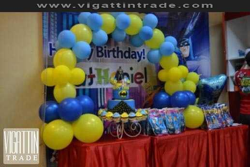 Balloon decor packages vigattin trade for Balloon decoration packages
