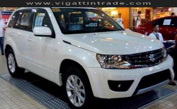 suzuki grand vitara automatic 2015 white vigattin trade. Black Bedroom Furniture Sets. Home Design Ideas