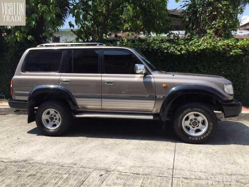 Toyota Land Cruiser Lc80 1995 Model Vigattin Trade