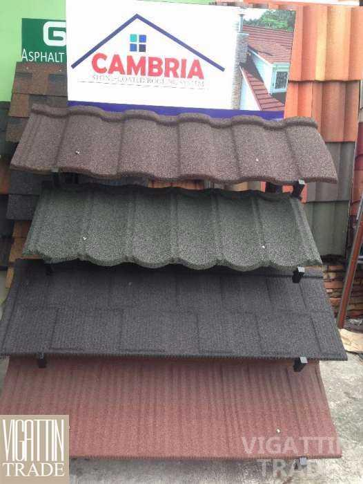 Cambria Stone Coated, Decra, Asphalt Shingles, Roofing ...