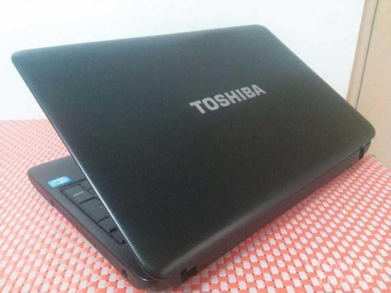 Mid Gaming Toshiba C655 Core I3 4gbRAM 500gbHDD 1