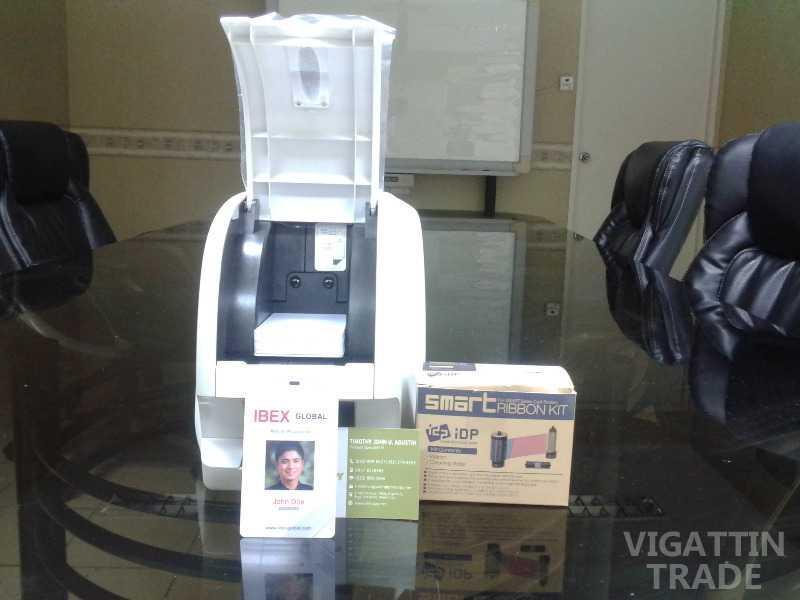 pvc id maker machine