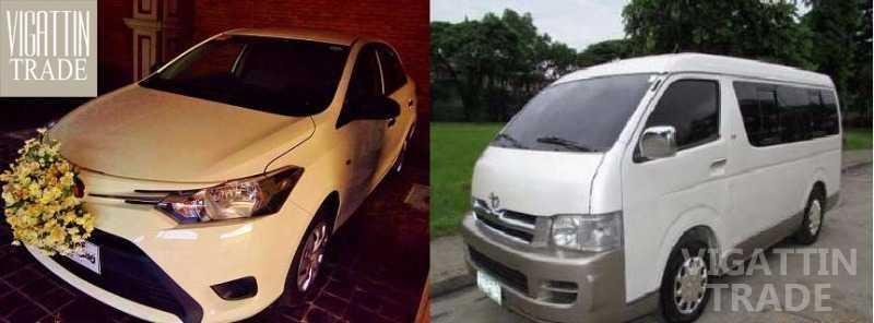 Bridal Car Rental Rates Manila