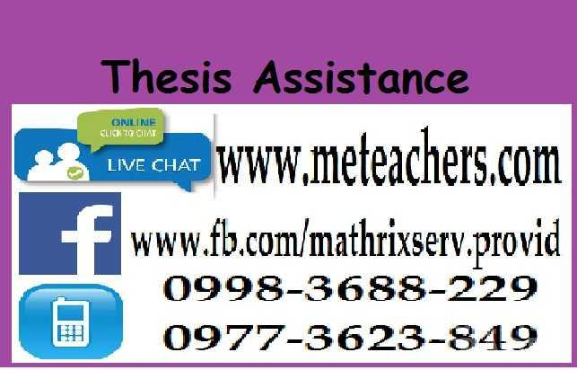 Franchising master thesis